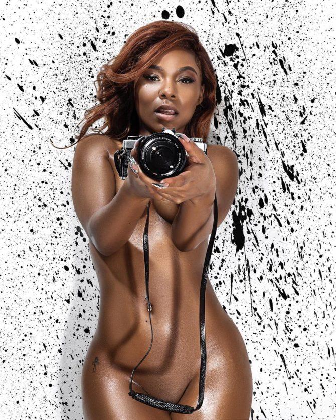 Lay Luscious @layluscious__: Camera Lense – Ezra the Professional