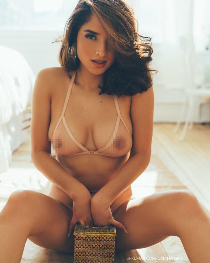 Carina Selina Valencia @carinaselinavalencia_: Gift – SPXL Mag x Biohertz Photography