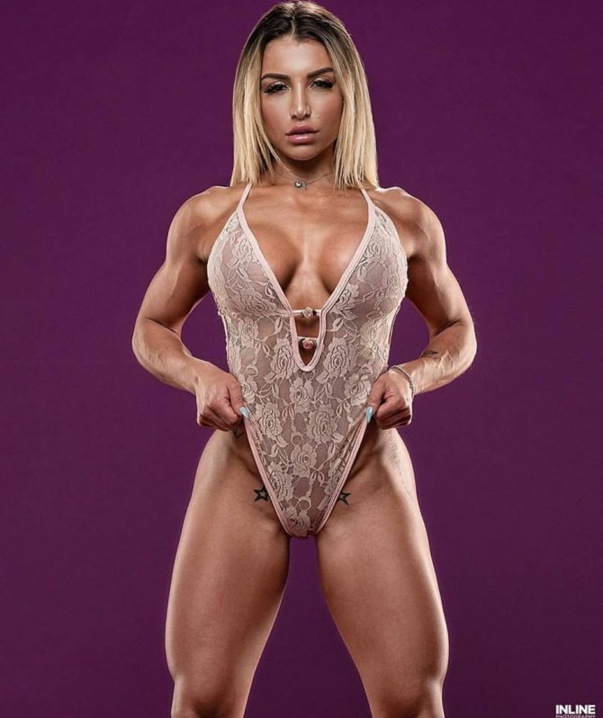 Vanessa Mejia @vanessamfit: Second Coming – Inline Photography