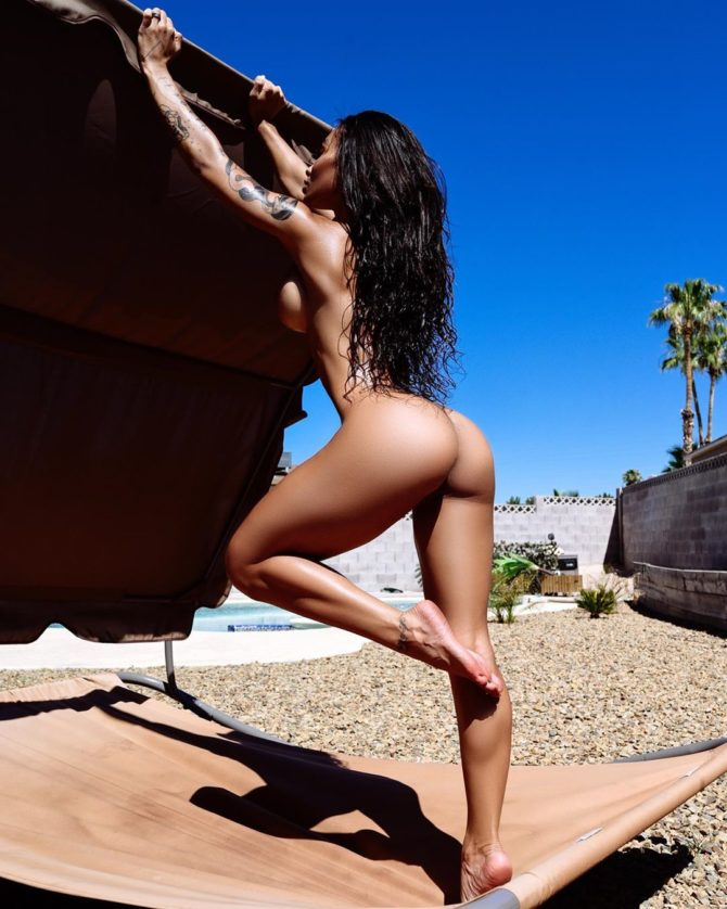 Ruh'han Vargas @ruhhvxo: Over Load – Interscope Photography