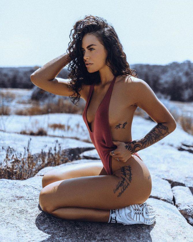 Jeannie Fiero @jeannieinabottl3 x Michael Del Priore