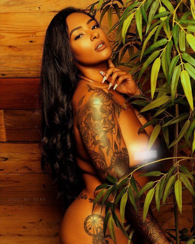 Natural Alyza @natural_alyza – Introducing – Shot By Sean