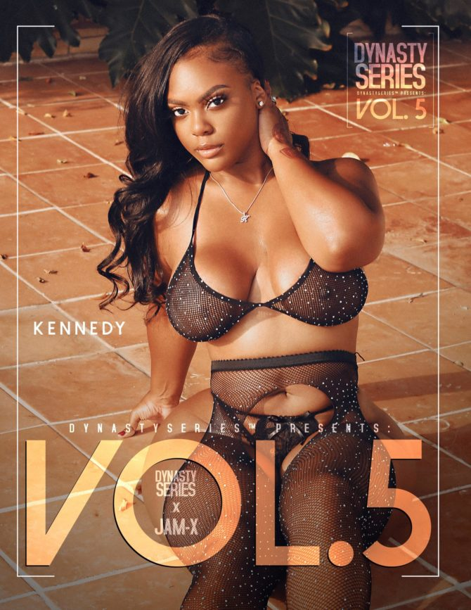 Kennedy Pico @kennedy.pico x DynastySeries™ Presents: Volume 5 – West Coast Edition x Jam-X