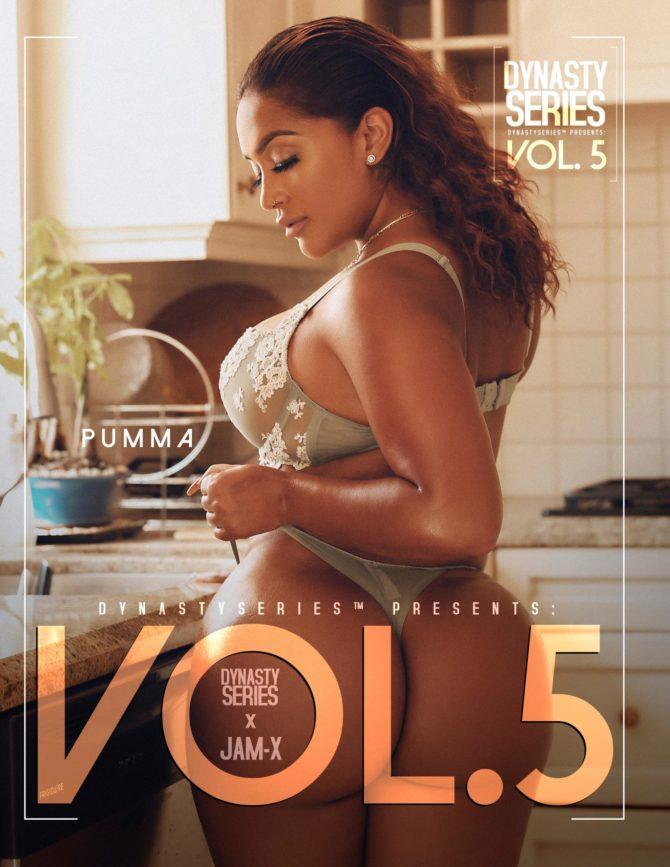 Pumma Santiago @pumma.santiago x DynastySeries™ Presents: Volume 5 – West Coast Edition x Jam-X