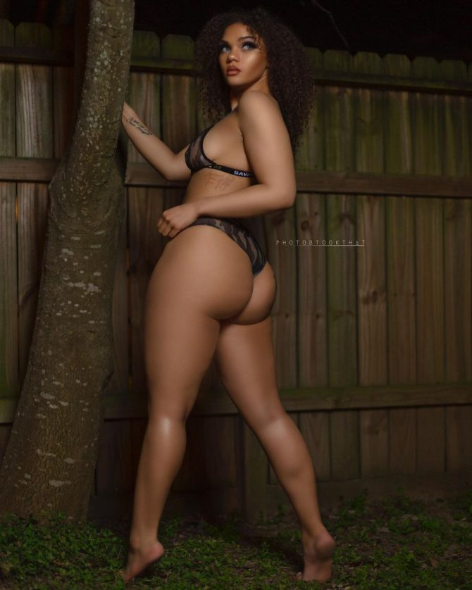Miss Curly @official.misscurly x BJ Colston @photobtookthat