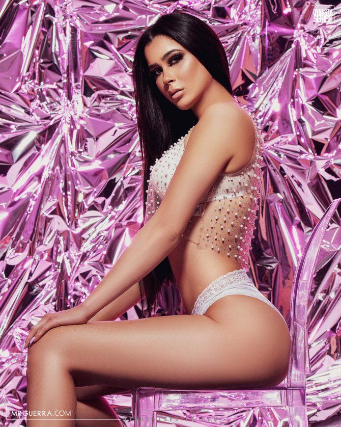 Stephanie: Crystal Clear – Jose Guerra